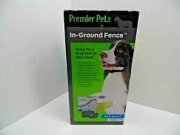 Premier Pet In Ground Fence Gig00 16349 8lb 6 Months For Sale Online Ebay