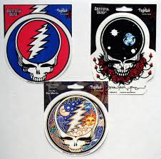 Steal Your Face Decals Thingery Previews Postviews Music