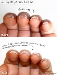 ongle nail envy dry brittle o p i