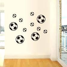 Football Wall Stickers Argos Cartoon For Kids Baby Room Bedroom Decoration Self Adhesive Soccer Wallpaper Vinyl Art Decals Cheap Sutanrajaamurang