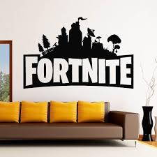 Buy Fortnite Wall Art Stickers Decals Uk Apex Stickers