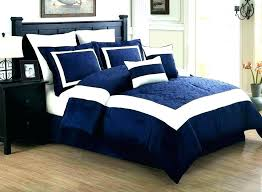 blue bedspreads gingham bedding