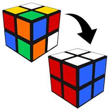 rubik s mini cube 2x2x2 solver optimal