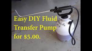 transmission fluid transfer pump