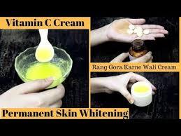 vitamin c skin brightening cream