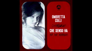 OMBRETTA COLLI - DISCOGRAFIA (Cover - Video - Testi)