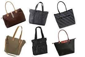 bags similar to longch le pliage tote
