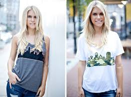 Lauren Scruggs Launches Tee Collab With Dallas Brand Outline The ...