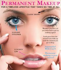 permanent makeup and micoblade eyebrows