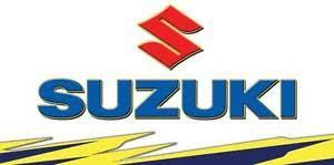 suzuki logo car racing moto banner flag