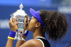 Naomi Osaka strikes a chord with second U.S. Open championship