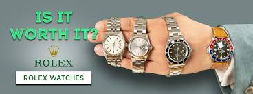 rolex watches are they worth it men s
