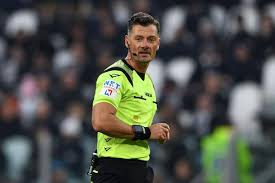 SERIE A TIM, THE REFEREES FOR NEXT ROUND | News | Lega Serie A
