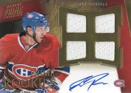 Buy Aaron Palushaj Cards Online | Aaron Palushaj Hockey Price Guide -  Beckett