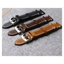 genuine leather watchband watch strap
