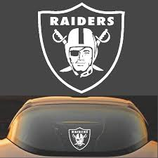 Oakland Raiders Decal Sticker Highest Quality Decalexpo Com