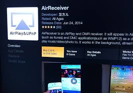 how to use airplay on an fire tv