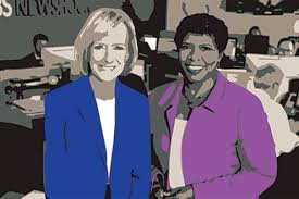 Judy Woodruff and the late Gwen Ifill named Radcliffe medalists ...