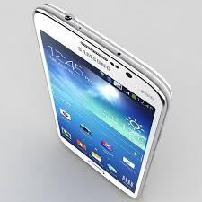 Samsung Galaxy Mega 5.8 I9150 3D Model ...