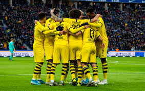 Borussia Dortmund Beat Hertha BSC