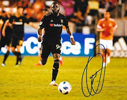 Adama Diomande signed Los Angeles Football Club LAFC 8x10 photo MLS 3 -  Autographed Soccer Photos at Amazon's Sports Collectibles Store