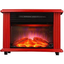 electric fireplace heater freestanding