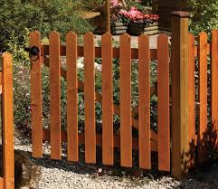 Rowlinson Picket 6 X 3 Ft Fence Panel Gardensite Co Uk