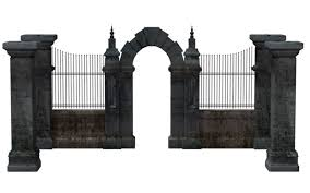 Cemetery Gates Png Transparent Images Png All