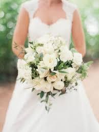 garden style wedding bouquets