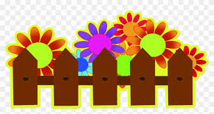Fence Cartoon Stencil Garden Png Cartoon Free Transparent Png Clipart Images Download
