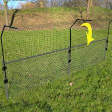 Fence Bottom Barrier Prevent Escapes Digging Chewing Purrfect Fence