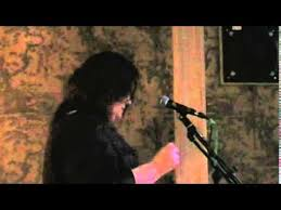 Hilary Bennett at balham bowls open mic night - YouTube