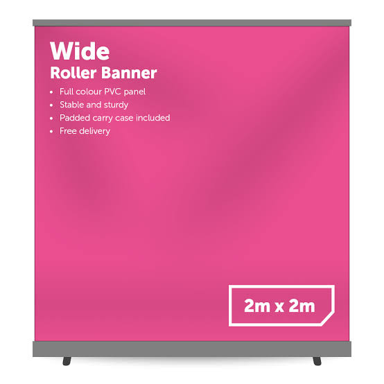 """Image result for 2m wide roller banners"""""""