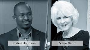 Diane Rehm being replaced by Joshua Johnson