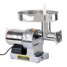 32 homemade electric meat grinder for