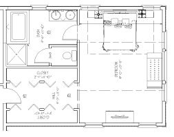 master bedroom addition floor plan bath