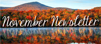 November Newsletter - Charitable Deeds and Services