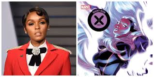 Janelle Monáe wants to play the X-Men's Storm in Ryan Coogler's Black  Panther 2