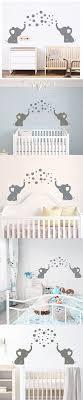 Luckkyy Elephant Family Wall Decal Removable Vinyl Wall Art Elephant Bubbles Wall Stickers Baby Nursery Wall Decor Grey Removable Vinyl Wall Art Family Wall Decals Baby Nursery Wall Decor