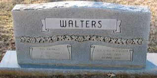 "Gracie Adele ""Grace"" Stringer Walters (1904-2001) - Find A Grave Memorial"
