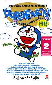 Học Tiếng Anh Cùng Doraemon (Volume 1)