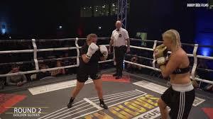 Karen Giles vs Lori Smith - Golden Gloves - YouTube