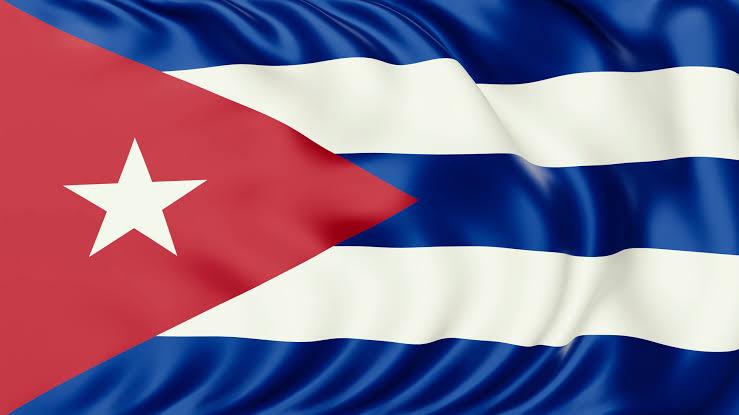 Resultado de imagen de cuba flag