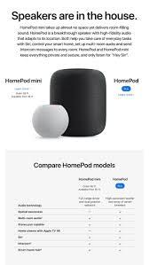 HomePod / HomePod mini : HomePod