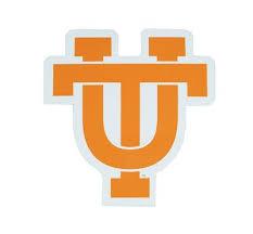 Tennessee Volunteers Tennessee Automotive Decals Alumni Hall