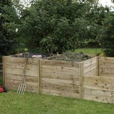 Forest Garden Slot Down Compost Bin Extension Kit