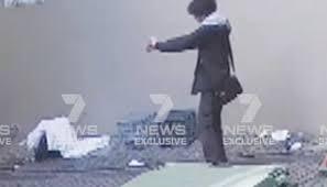 Accused Sydney stabber Mert Ney filmed ...
