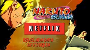 Naruto shippuden netflix   Naruto on Netflix: Season 6 Release ...