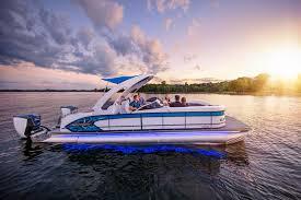 Best Pontoon Boats Boats Com
