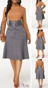 Pin de Elvia Mcdonald en Mac | Faldas elegantes, Moda faldas y Faldas  bonitas